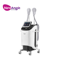 2020 Latest Body Sculpt Burn Fat With High-Intensity Focused Electromagnetic Fat Removal Ems Build Muscle Body Sculpting Machine