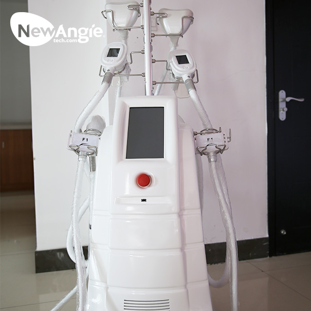 Non surgical cryo lipo freeze fat freezing machine