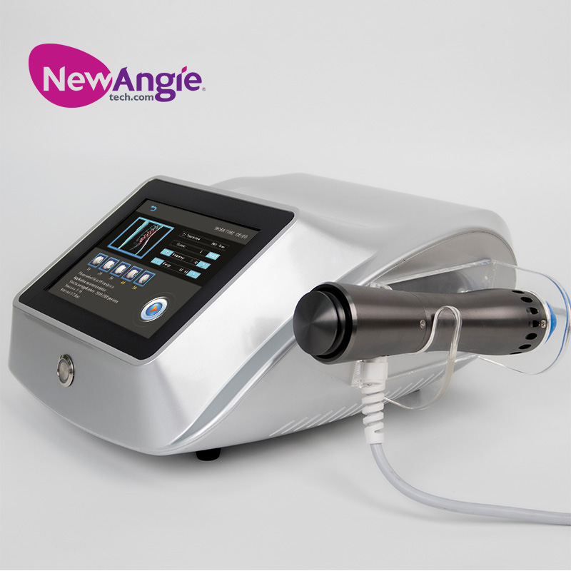 Portable Mini Extracorporeal ShockWave Therapy Machine/shock Wave Equipment For ED