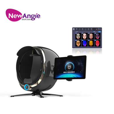 Magic Mirror Professional High Resolution Portable Skin Analyzer Machine with Cheap Price