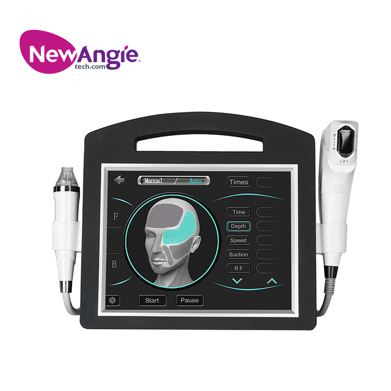 2020 Best 4d Hifu Machine Safe And Non-invasive Treatment for Various Parts with Price