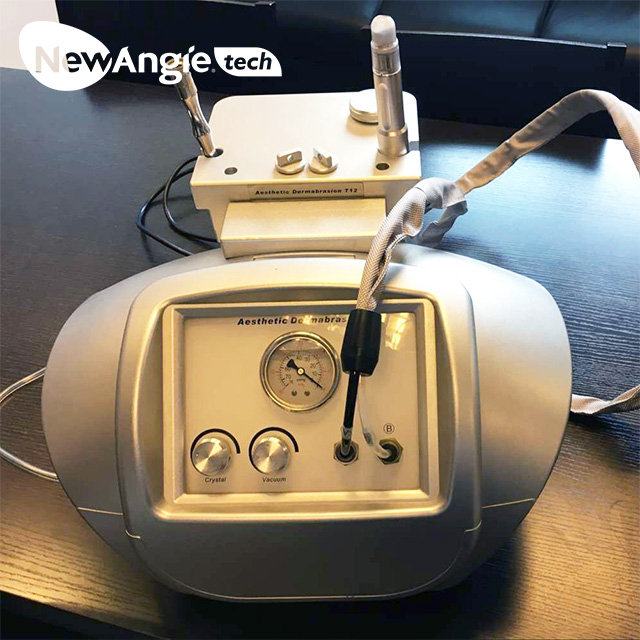 All Skin Style Diamond Peel Microdermabrasion for Acne Scars