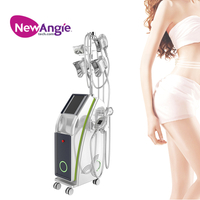 Newest Product Cryo Machine Fat Freezing Machine 5 Handles Cryolipolysis Machine
