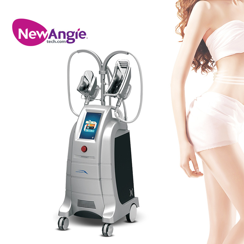 Four Cryo Handles Fat Freezing Machine for Fat Removal