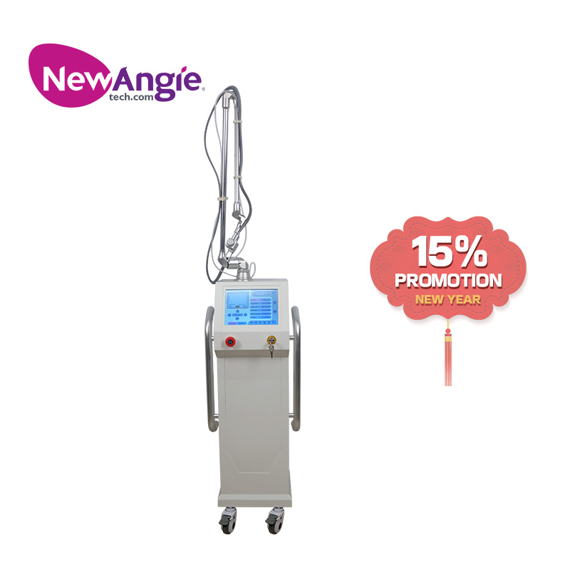Co2 Fractional Laser Machine Skin Resurfacing Wrinkle Remover Vaginal Tighten Equipment with Factory Price
