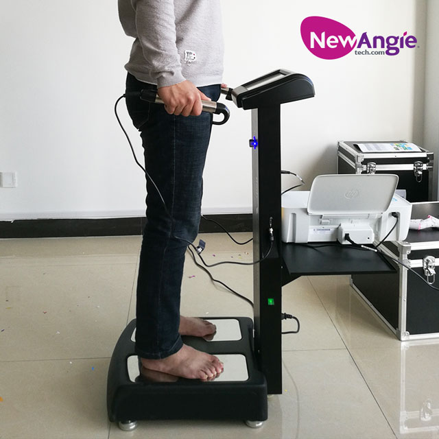 New Product Professional BMI Weight Measuring Gym Use Body Fat Analysis Machine