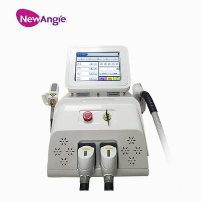 Multifunctional Q Switched Nd Yag Laser Tattoo Removal 808 Diode Laser Hair Removal Machine BM21