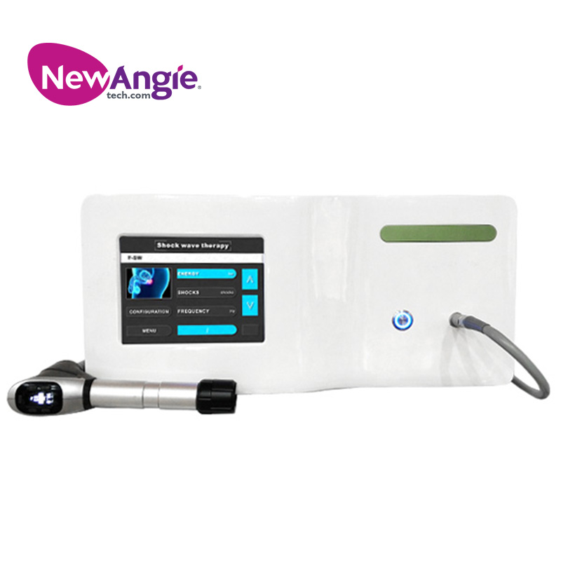 Pain treatment radial shockwave therapy machine