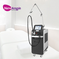 Professional Germany Candela Gentlemax Pro 755nm 1064nm Alexandrite Laser 755nm Hair Removal With Nd Yag