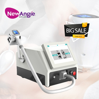 4 in 1 Laser Hair Removal Germany/epilation Laser Hair Removal Machine