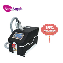 Newest Painless Dermabrasion Picosecond Laser Tattoo Removal Machine Price for Acne Scar Wrinkle Removal