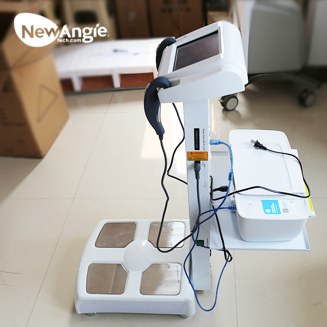 Latest Advanced Bioimpedance Measuring Device Body Analyzer Bioimpedance Machine